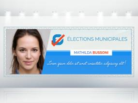 bannière élections municipales