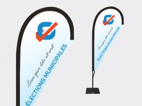 oriflamme élections  goutte