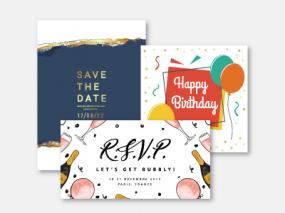 Carte D Invitation A Imprimer A Personnaliser Carte D Invitation Personnalisable