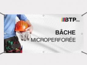 banderole micro perforée