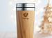 mug isotherme bambou personnalisé