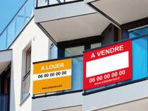 Panneaux immobilier à vendre, à louer  (Akylux)