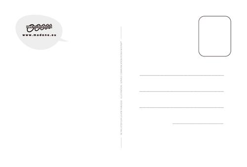 Creer Une Carte Postale Exemple De Creation De Cartes Postales
