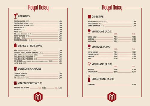cr u00e9er menu de restaurant   exemple et mod u00e8les de cr u00e9ation menus de restaurant
